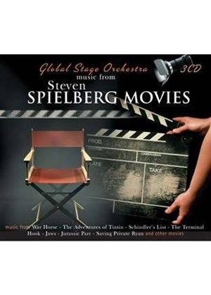 Global Stage Orchestra - Music from Steven Spielberg Movies (Music CD)