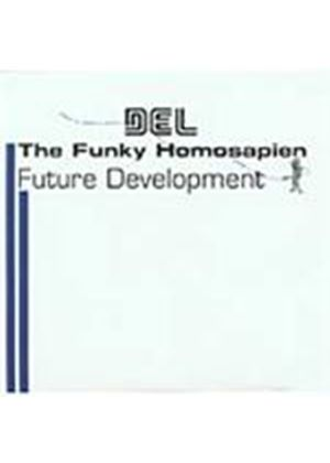 Del Tha Funky Homosapien - Future Development (Music CD)