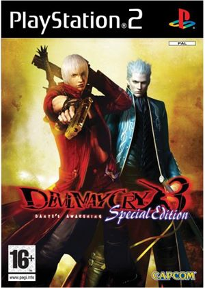 Devil May Cry 3 - Special Edition (PS2)