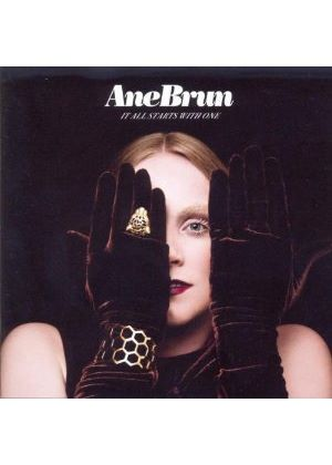 Ane Brun - It All Starts with One (Music CD)