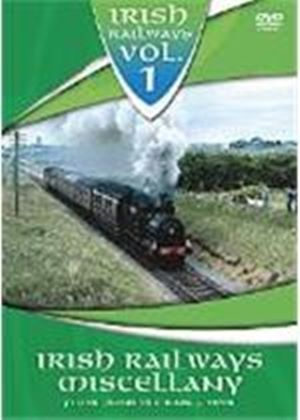 Irish Railways Vol.1 - Miscellany 1950's To 1970's