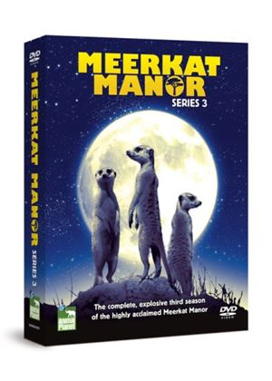 Meerkat Manor - Series 3