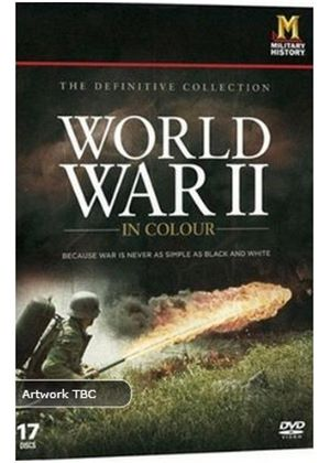 WWII In Colour - Triple Pack