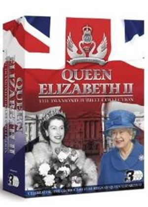 Queen Elizabeth II Diamond Jubiliee Collection - Triple Pack