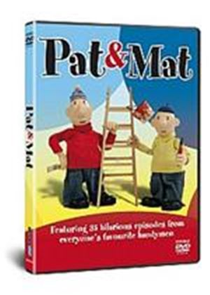 Pat And Mat - Series 1 - Complete