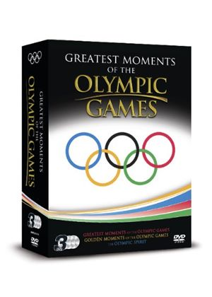 Greatest Moments Of The Olympics - Triple Pack