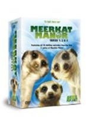 Meerkat Manor - Series 1 - 3 [Box Set]