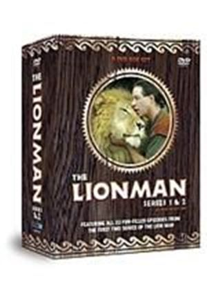 The Lion Man - Series 1 And 2 [8 Disc Box Set]