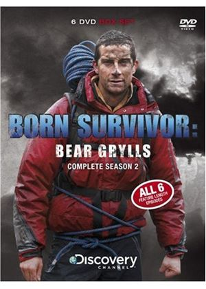 Bear Grylls - Born Survivor - Season Two