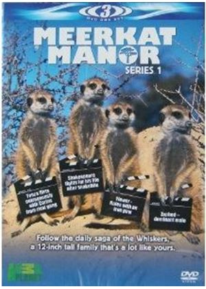 Meerkat Manor: Series One Triple Pack