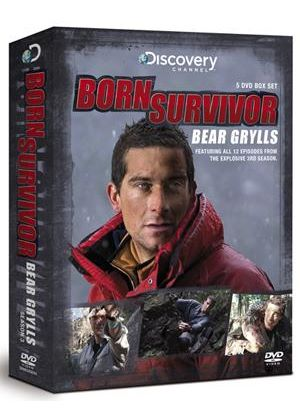 Bear Grylls: Born Survivor - Complete Season Three