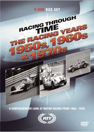 Racing Through Time: Racing Years - 1950s to 1970s