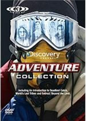 Discovery Adventure Triple Pack
