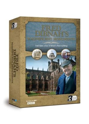 Fred Dibnah's Magnificent Monuments Collection