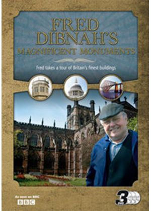 Fred Dibnah's Magnificent Monuments - Bridges And Tunnels And Pleasure Palaces
