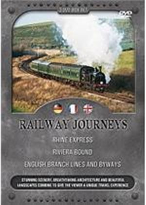 Railway Journeys Collection
