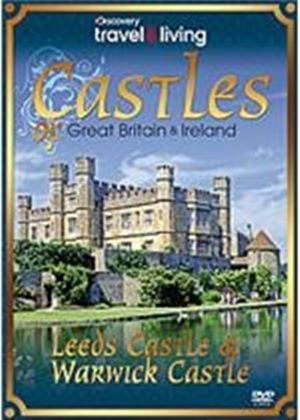 Castles Of Great Britain And Ireland - Leeds And Warwick