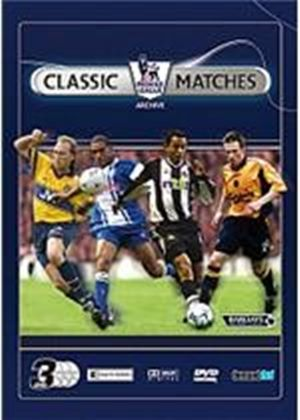 Premier League Classic Matches Triple Pack