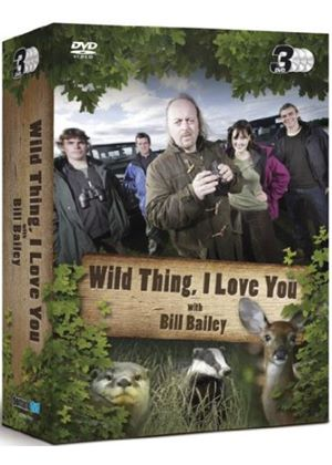 Wild Thing With Bill Bailey - Deer / Badgers / Otters