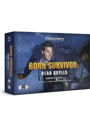 Bear Grylls - Born Survivor - Series 1 - Complete