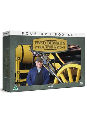 Fred Dibnah's World of Steel, Steam & Stone