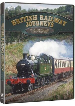 British Railway Journeys - The Cotswolds And The Severn Valley