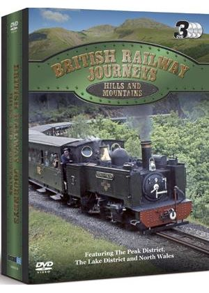 British Railway Journeys - Hills And Moutains