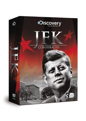 Jfk Conspiracies - Triple Pack