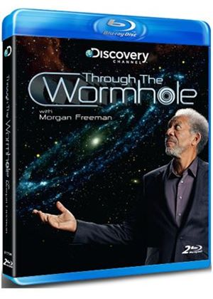 Through The Wormhole With Morgan Freeman (Blu-Ray)