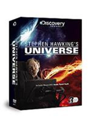 Stephen Hawking - Universe And Inside Planet Earth