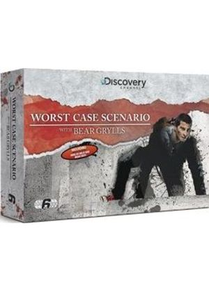Bear Grylls: Worst Case Scenario (Six DVD Gift Set)