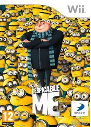 Despicable Me: Minion Mayhem (Wii)