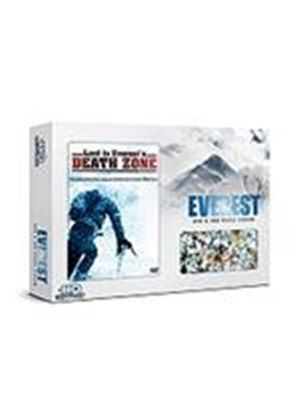 Discovery Channel - Everest DVD And Jigsaw