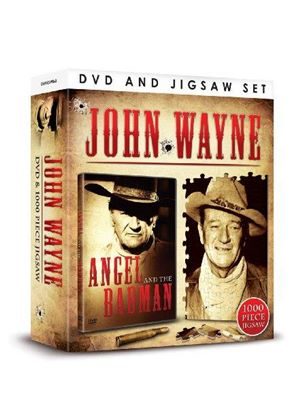 John Wayne DVD / Jigsaw Box Set