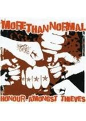 More Than Normal - Honour Amongst Theives (Music Cd)