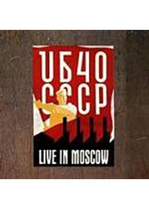 UB40 - Live In Moscow (Music CD)