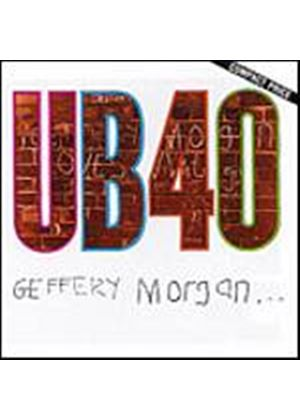 UB40 - Geffery Morgan (Music CD)