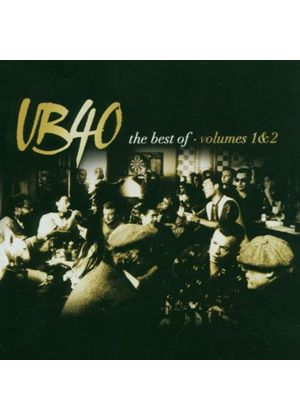 Ub40 - The Best Of UB40, Volumes 1 & 2 [2CD] (Music CD)
