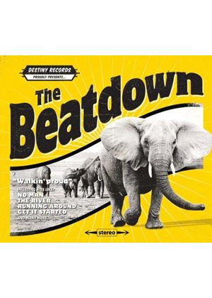 Beatdown - Walkin' Proud (Music CD)
