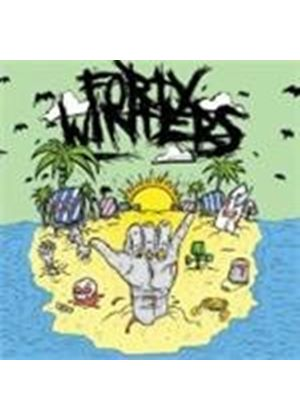 Forty Winters - Honor Campaign (Music CD)