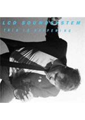 LCD Soundsystem - This Is Happening (Music CD)