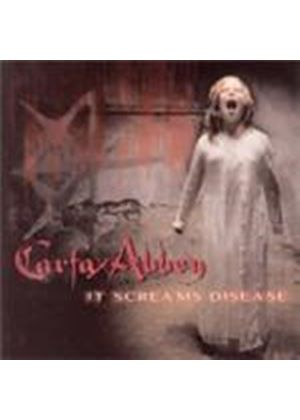 Carfax Abbey - It Screams Disease (Music CD)