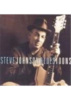 Steve Johnson - Blue Toons