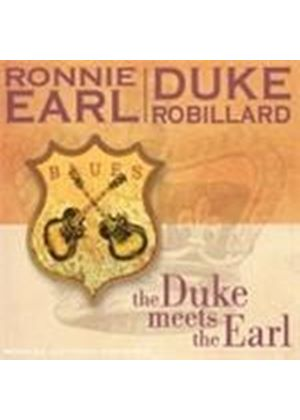 Ronnie Earl & Duke Robillard - Duke Meets The Earl, The