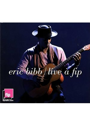 Eric Bibb - Live At FIP (Music CD)