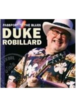 Duke Robillard - Passport To The Blues (Music CD)