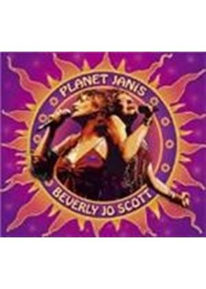 Beverly Jo Scott - Planet Janis (Music CD)