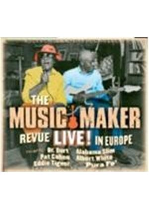 Various Artists - Music Maker Revue Live Vol.1 (In Europe) (Music CD)