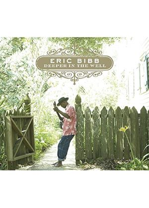 Eric Bibb - Deeper in the Well (Music CD)