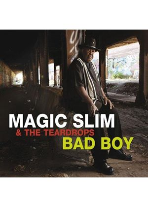 Magic Slim - Bad Boy (Music CD)